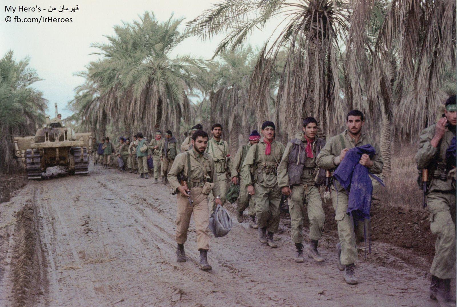 """معركة الفاو الاولى 1986 ....."""" سقوط الفاو بيد ايران """" 2w5t7hs"""