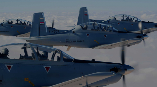 US Firm wins $31m Iraq Training Deal Iraqi-Air-Force-Spartan-Air-Academy-623x346