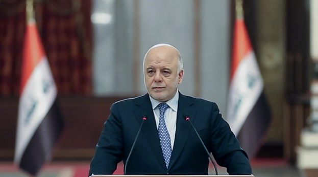 Is Abadi looking to return as PM? Abadi-130818-623x346