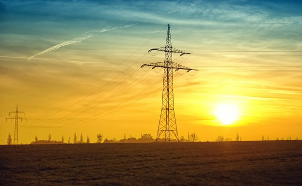 $200m to Improve Iraq's Electricity Supply Electricity-pylons-twilight-532720_1280-Pixabay-623x385