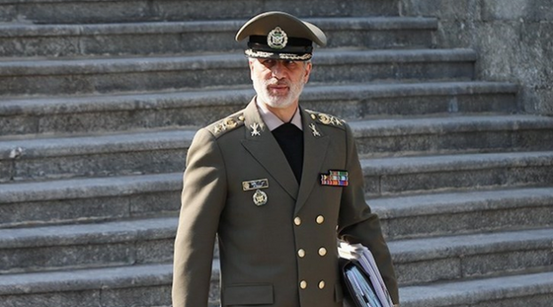Iran Eyes Closer Military Cooperation with Iraq Iran-Brigadier-General-Amir-Hatami-Tasnim-623x346