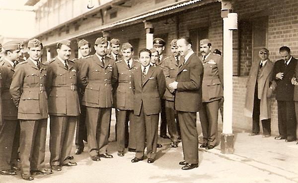 القوة الجوية العراقية .. 85 عاماً على التأسيس KingFaisasl