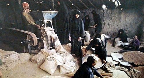 صور من التراث العراقي FLOUR_MILL