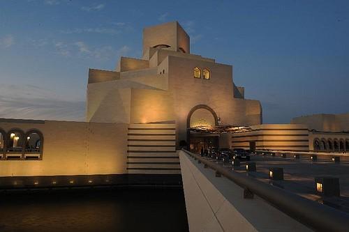 متحف الفن الاسلامي بدولة قطر  Doha_Museum_of_Islamic_Art-5