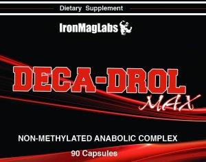 Фирма ironmaglabs  легальные стероиды? Deca-Drol-Max-label