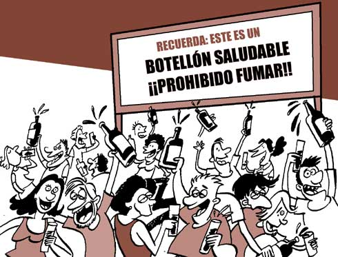 Botellón L@C - Abierto 24h Saludable