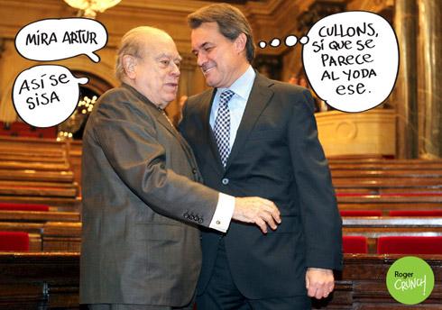 UN DESCANSO EN EL CAMINO Artur_Mas