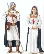 la verdadera fundación de los templarios Templarios05