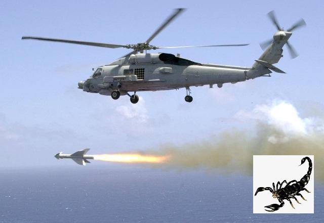 Apocalypse 9 - Jean a vu des Hélicoptères il y a 2000 ans! Scorpion