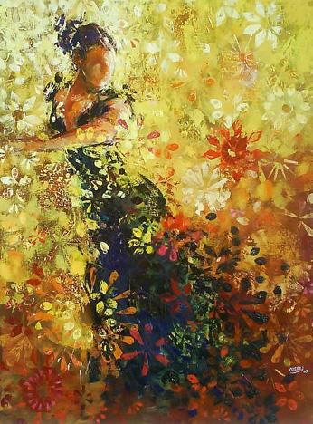 Humeur du jour... en musique - Page 20 Danse-fleurie130x97-