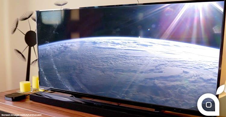 Apple TV: La Terra vista dallo spazio in tempo reale con l'app della NASA Apple-tv-nasa