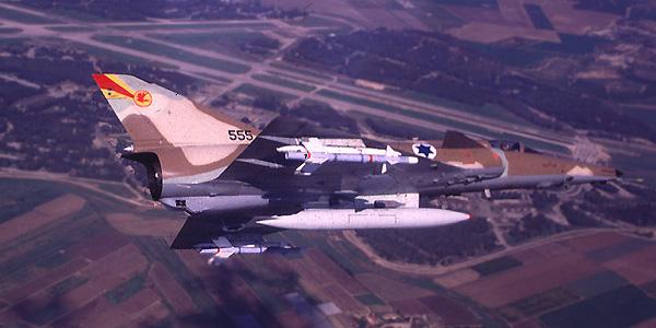 الطائرة الاسرائيليه ( الكافير ) Kfir2