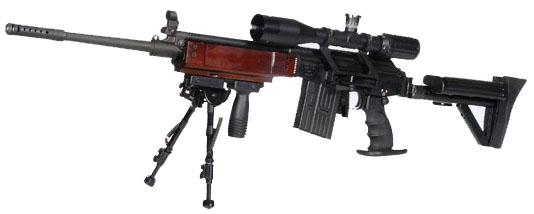 Armes de fabrication Israelienne Galilsniper_11