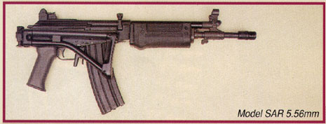 Armes de fabrication Israelienne Galilsar_b
