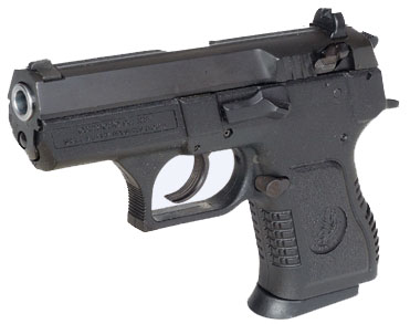 Armes de fabrication Israelienne Jericho_1