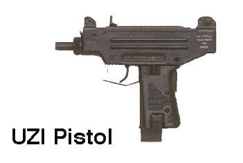 Armes de fabrication Israelienne Uzipistol_b