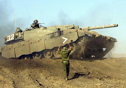 الصناعات الحربية الاسرائيلية Merkava2b_idf2