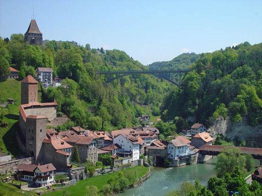 C'est comment chez vous ? Fribourg-suisse