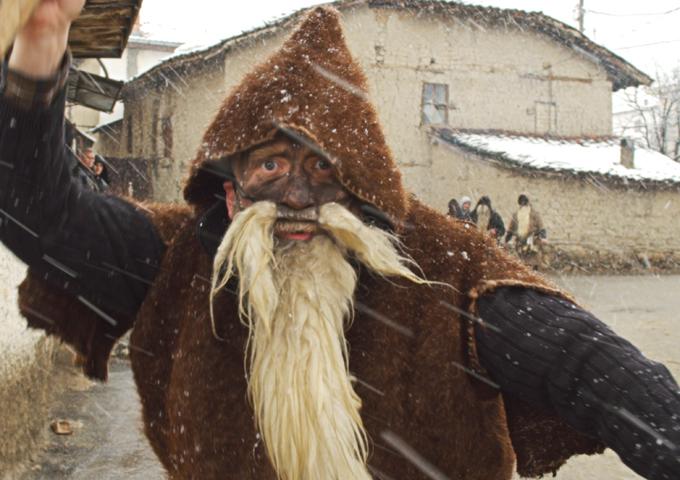 Македонски обичаи: верски, пагански празници итн. Begniste3