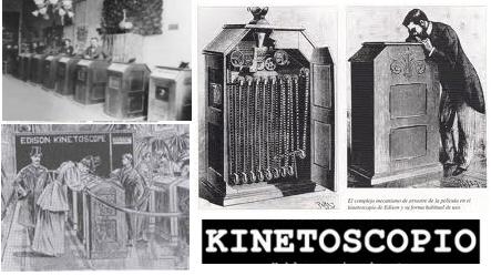 Inventos e inventores  - Página 2 3._Kinetoscopio_de_Edison