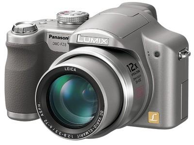 Каков фотоапарат имате? Panasonic-Lumix-DMC-FZ8