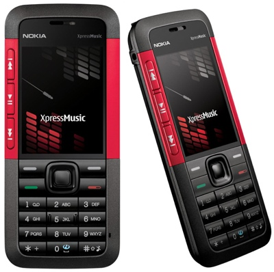 Mobiiltelefon. Nokia-5310-XpressMusic-Phone