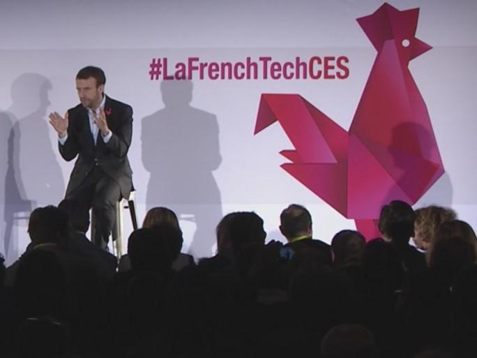 Qui est Emmanuel Macron ? - Page 2 Emmanuel-macron-french-tech-night-ces-2016-enquete-preliminaire-684x513