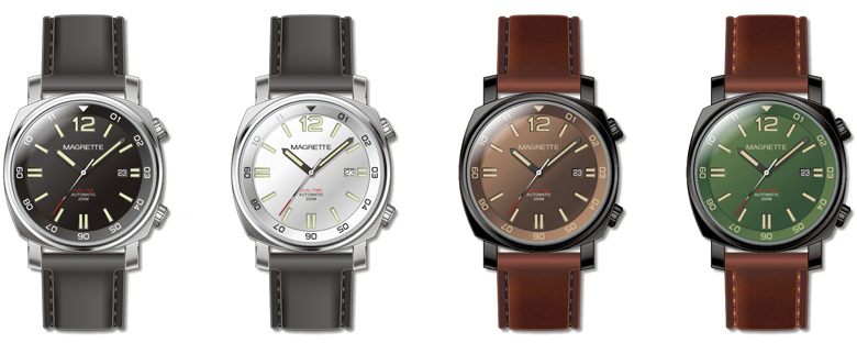 Magrette Dual Time 654789783