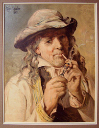 Sto ako duhan uopce nije stetan? Henri%20Masler%20pusac