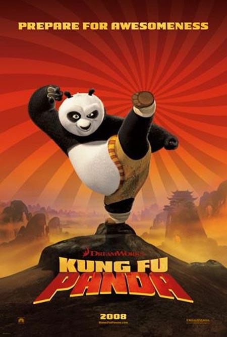 Filmai Kung-fu-panda