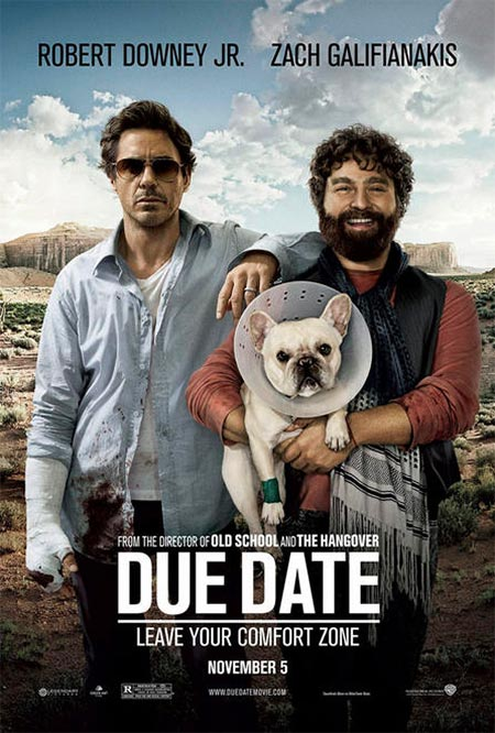 Koji film ste poslednji gledali? Due-date-poster