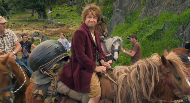 Horses in middle earth Hobbit-prod-diary-5-freeman