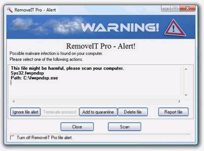 RemoveIT Pro v4 SE (2011.08.26) - бесплатный и простой антивирус для ОС Windows Removeit