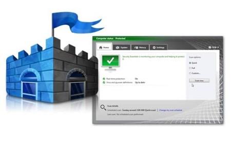 Microsoft Security Essentials v.4.4.304.0 - бесплатный антивирус для защиты ОС Windows Mse