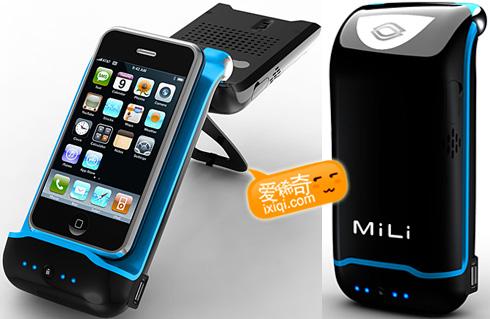 便携式iPhone投影仪:Mini Pro 20090629_minipro_00