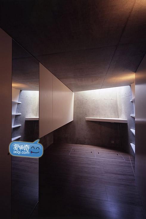 一款超级可爱的日本小户型住宅设计 20100320_house_10