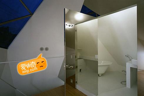 一款超级可爱的日本小户型住宅设计 20100320_house_11