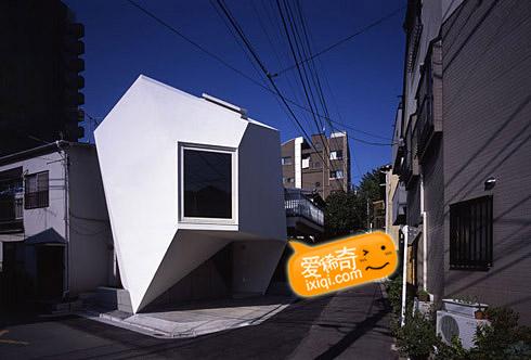 一款超级可爱的日本小户型住宅设计 20100320_house_2