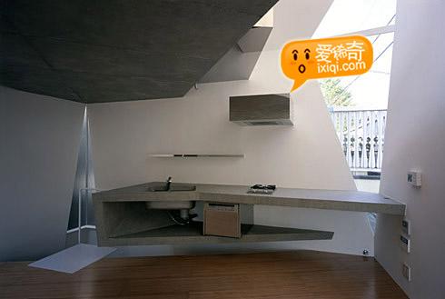 一款超级可爱的日本小户型住宅设计 20100320_house_5
