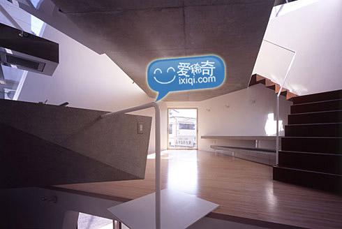 一款超级可爱的日本小户型住宅设计 20100320_house_6