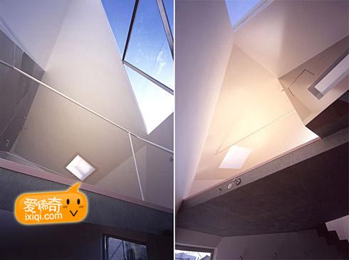 一款超级可爱的日本小户型住宅设计 20100320_house_9