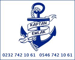 İzmir Emlak Firması - Kaptan Emlak Baslik