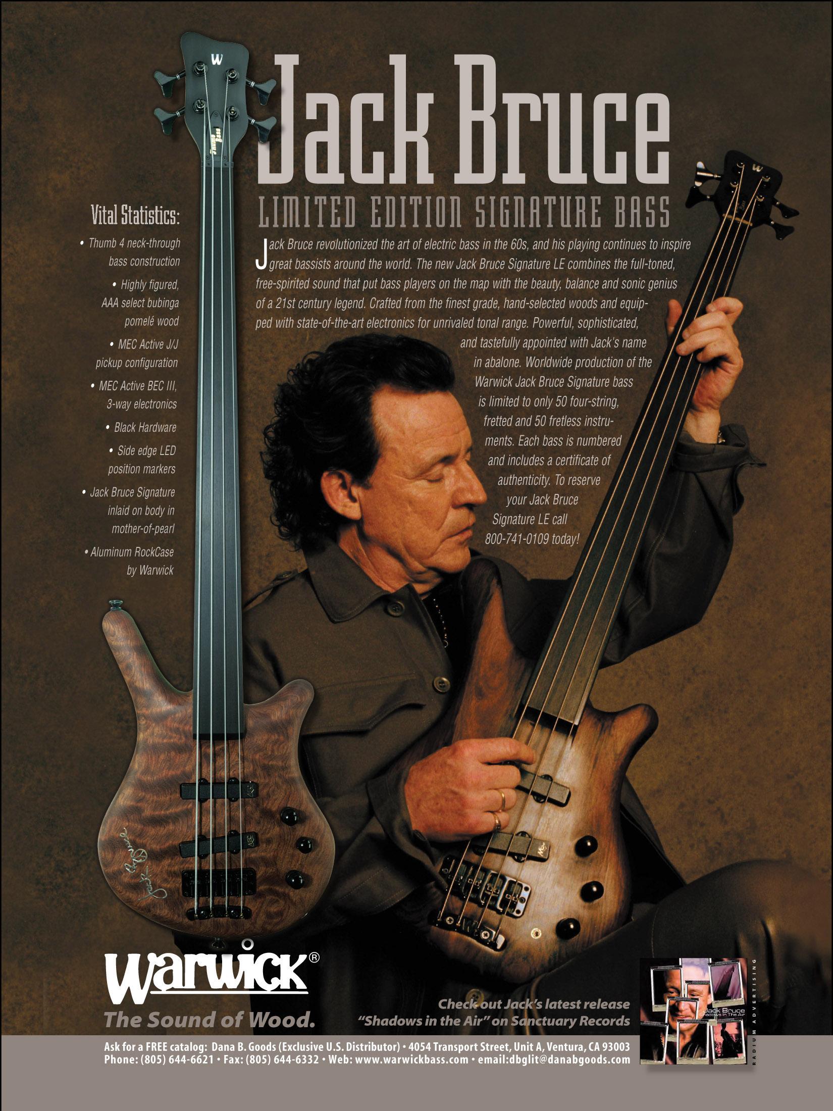Warwick Jack Bruce Survivor Bass. Jack_bruce_ad_1