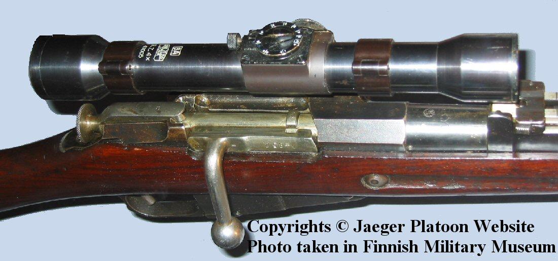 L'arme du tireur d'élite allemand de la Wehrmacht (1939-1945) : le Mauser K98k - Page 2 Scope_M33