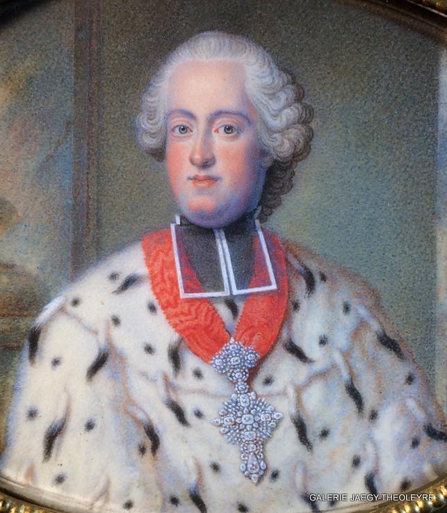 Marie-Josèphe de Saxe - Page 3 Clement-Wenceslas-de-Saxe-portrait-miniature-par-Geaorge-Desmarees-galerie-jaegy-theoleyre_5