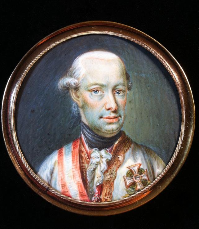 Léopold II, grand-duc de Toscane puis empereur d'Allemagne Leopold-II-portrait-miniature_3