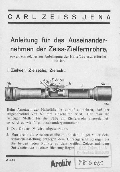 L'arme du tireur d'élite allemand de la wehrmacht (1939-1945) : Mauser 98K 51b3bc0107