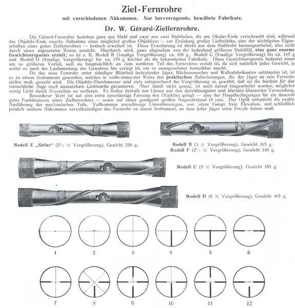 L'arme du tireur d'élite allemand de la wehrmacht (1939-1945) : Mauser 98K F049b477aa
