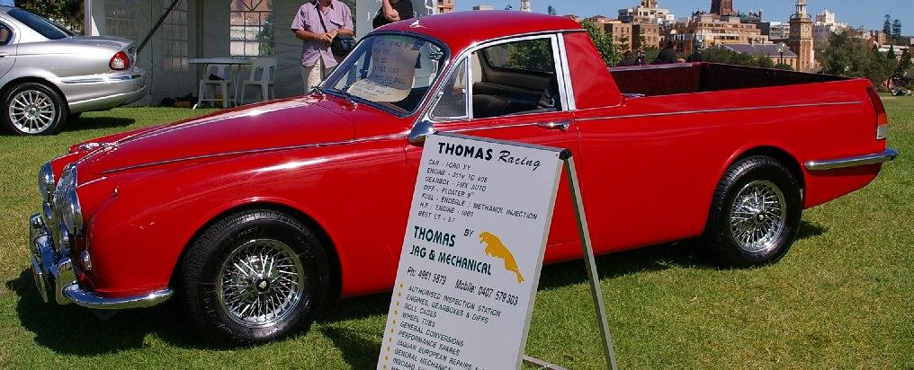 Jaguar à toutes les sauces. - Page 4 MK2Ute