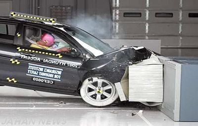 تست تصادف ساختگی + عکس Nf00140370-1